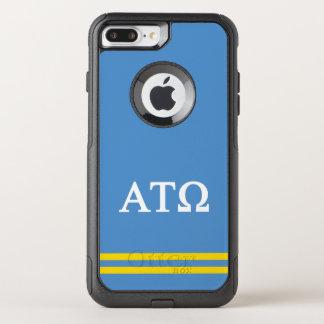 Raya del deporte del Tau Omega el | de la alfa Funda Commuter De OtterBox Para iPhone 7 Plus