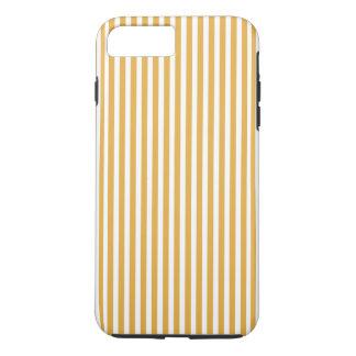 Raya suave de la cabaña del amarillo de la funda para iPhone 8 plus/7 plus