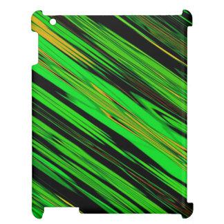 Raya verde del caramelo