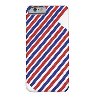 Rayas americanas funda barely there iPhone 6