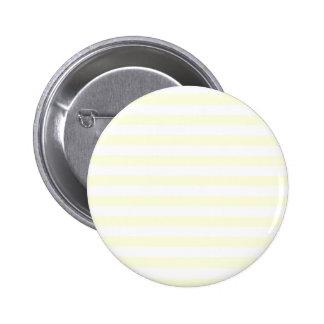 Rayas amplias - blancas y amarillas claras pin