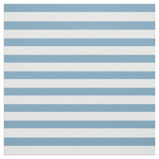 Rayas azules y blancas de Carolina pequeñas Tela