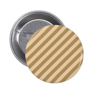 Rayas de Brown Pin