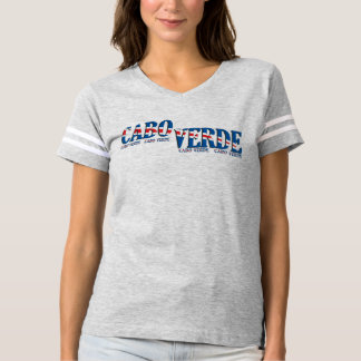 Rayas de Cabo Verde Camiseta