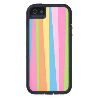 Rayas de la diversión iPhone 5 Case-Mate cárcasas