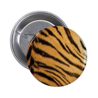 Rayas de la piel del tigre pin