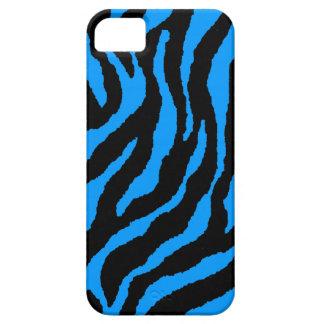 Rayas de neón del tigre del tigre 80s de Corey (az iPhone 5 Protectores