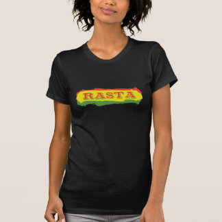 Rayas de Rasta Camiseta