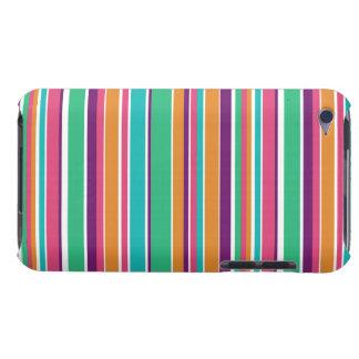 Rayas del verano de Boho iPod Touch Case-Mate Cobertura