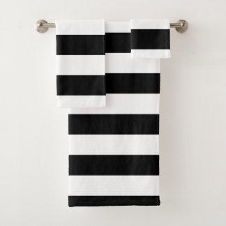 Rayas horizontales negras