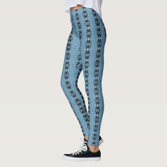 Rayas modeladas vertical leggings