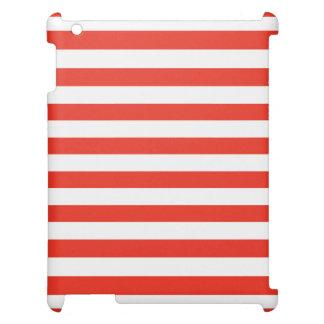 Rayas rojas horizontales