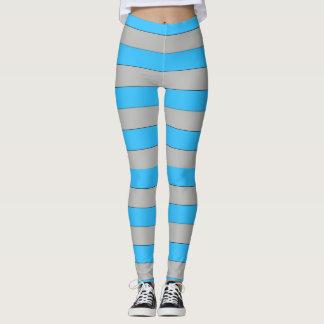 Rayas simples leggings
