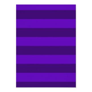 Rayas - violetas y violeta oscura comunicados