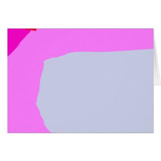 Rayo caliente de octubre de la genuflexión del rez tarjeta de felicitación