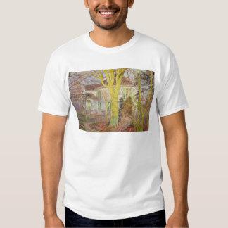 Rayo de la luz del sol o, Zonneschijn, abril de Camisas