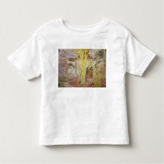 Rayo de la luz del sol o, Zonneschijn, abril de Camiseta De Bebé