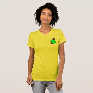 Rayo de la vena, camiseta del guardabosques del