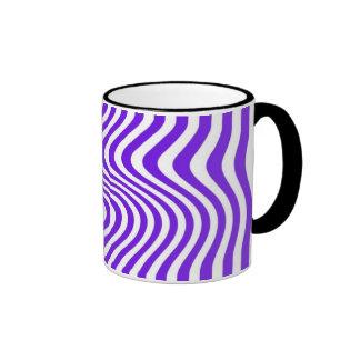 Rayó - Mug - Color: Malva Taza A Dos Colores