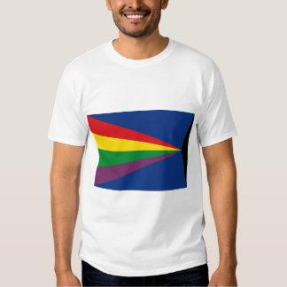 Rayón de Chelno Vershinsky, Rusia Camiseta