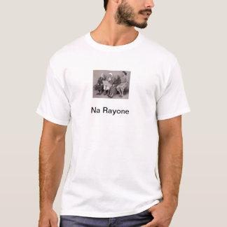 rayone del na de la NAS de y Camiseta