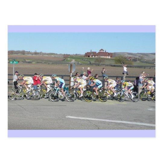 Raza California de 2009 bicis Postal