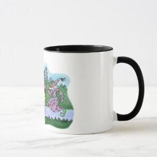 Raza del duende taza