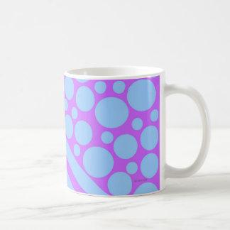Razzle deslumbra la taza púrpura