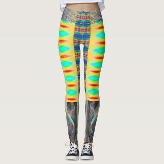 Razzle deslumbra leggings