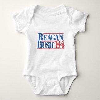Reagan Bush 84 Body Para Bebé
