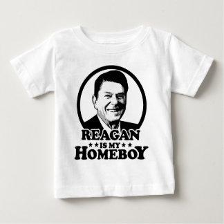 Reagan es mi Homeboy Camiseta De Bebé
