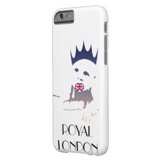 REAL LONDON FUNDA DE iPhone 6 BARELY THERE