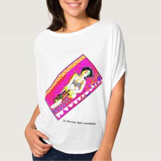 Reaparición de Norma Jean Camisetas