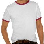 Rebelde poderoso camisetas