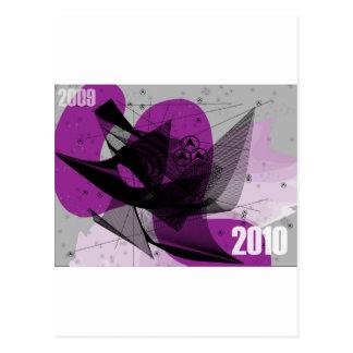 recepción 2010 postal