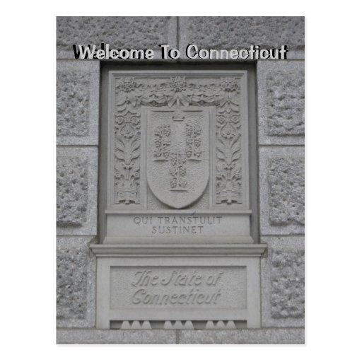 Recepción a Connecticut Postal