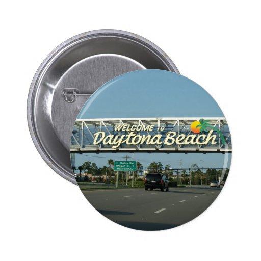 Recepción a Daytona Beach Pin