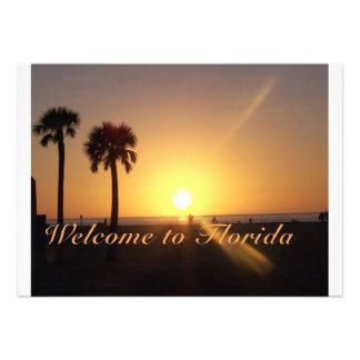 Recepción a la Florida Comunicados Personales