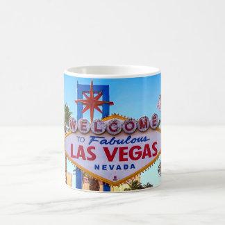 Recepción a la taza de la muestra de Las Vegas