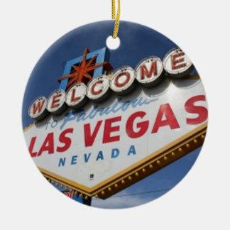 Recepción a Las Vegas Ornatos