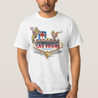 Recepción a Las Vegas Camisetas