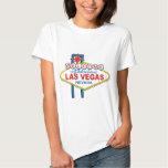 Recepción a Las Vegas fabuloso Camiseta