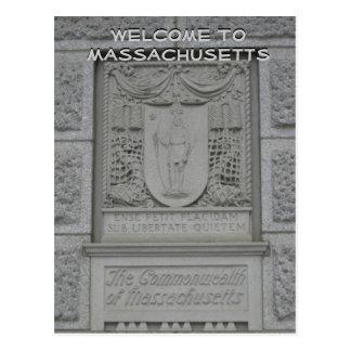 Recepción a Massachusetts Postal