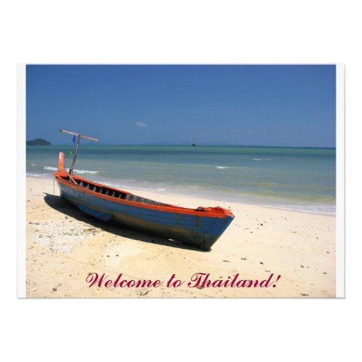 ¡Recepción a Tailandia! Anuncios Personalizados