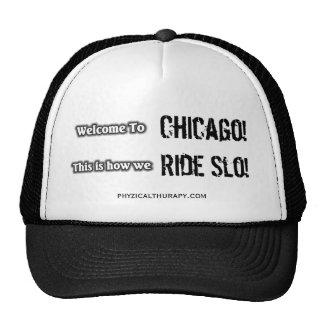 Recepción al gorra de Chicago