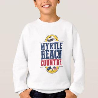 Recepción al país de Myrtle Beach Sudadera