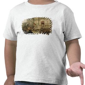 Recepción ceremonial del Campo-mariscal Camiseta