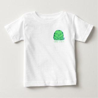 Rechoncho es bonito camiseta de bebé
