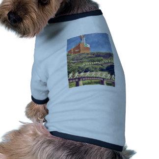 Reciclaje de la comunidad ropa de perro