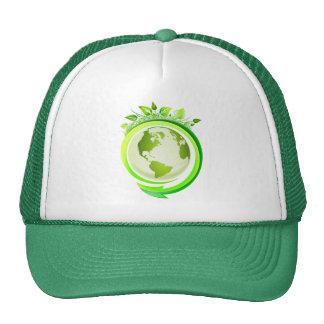 RECICLAJE del gorra del camionero (ECO)